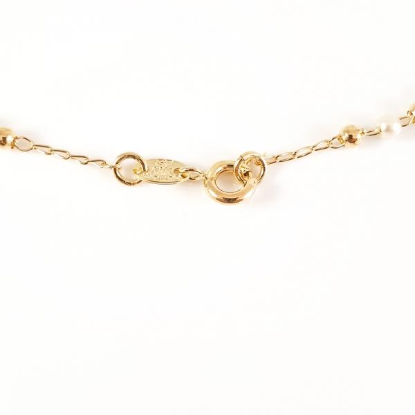 Colier placat cu aur SaraTremo 5