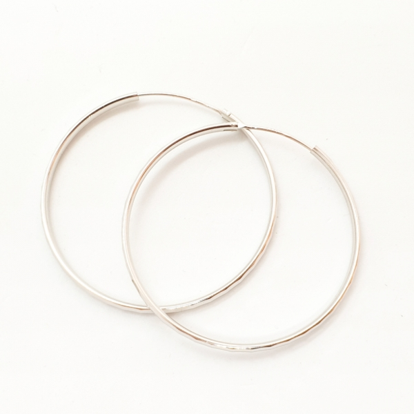 Cercei rotunzi argint SaraTremo [4]