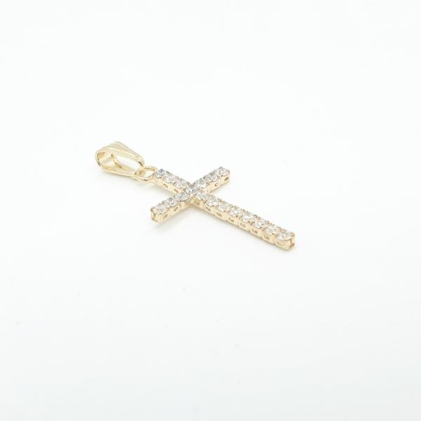 Cruciulita placata cu aur SaraTremo 2