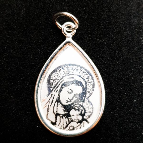 Iconita din argint SaraTremo [0]