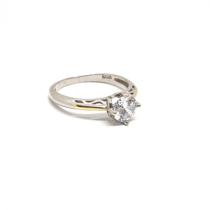 Inel argint SaraTremo [4]
