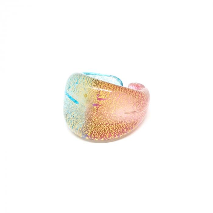 Inel cu sticla de Murano SaraTremo [0]