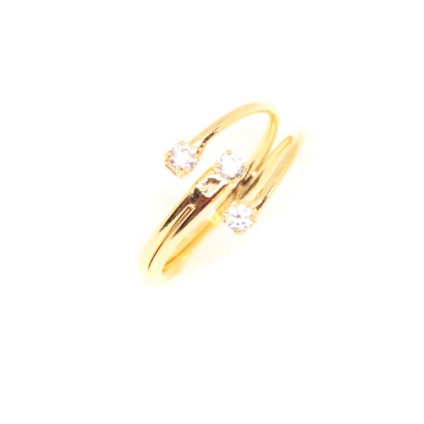 Inel placat cu aur Consular 4