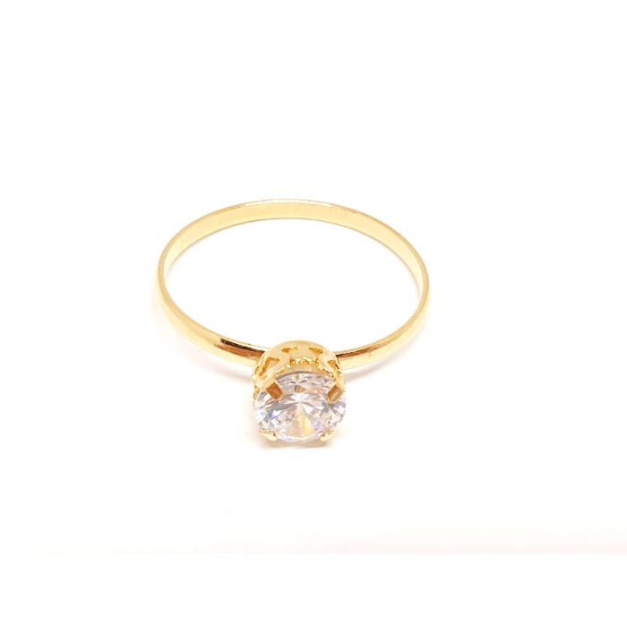 Inel placat cu aur Recussite [3]