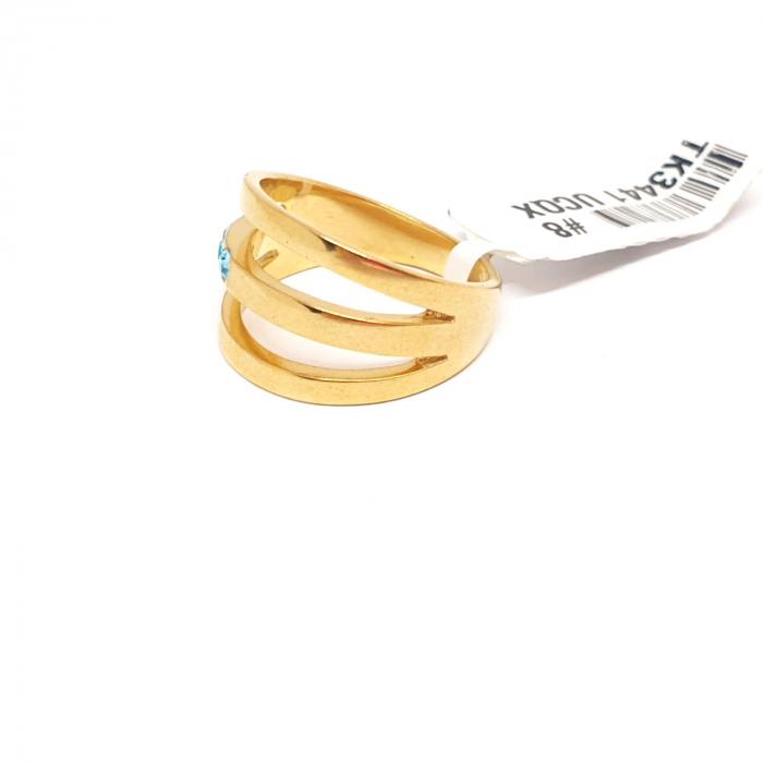 Inel placat cu aur Function [2]