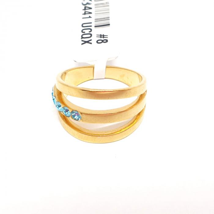 Inel placat cu aur Function [0]