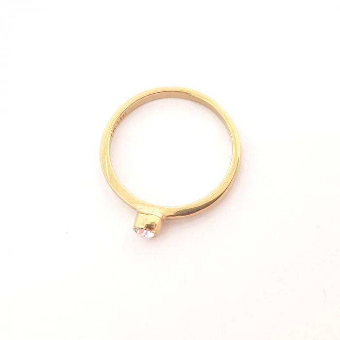 Inel placat cu aur Distro [1]