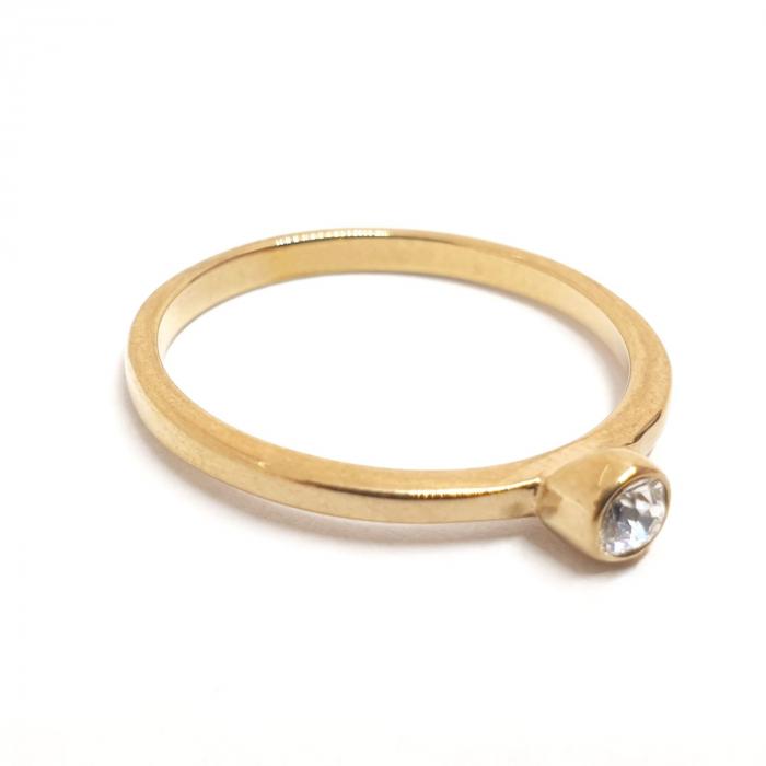 Inel placat cu aur Distro [3]