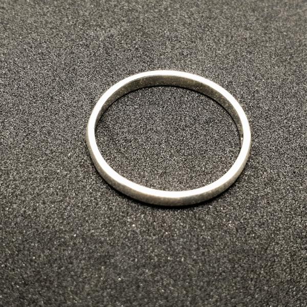 Inel tip verigheta argint SaraTremo 3
