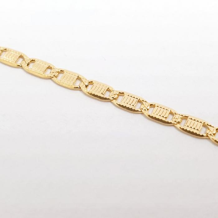 Lant placat cu aur 54 cm InstaGroom [3]