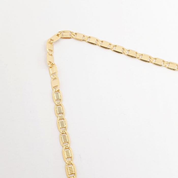 Lant placat cu aur 54 cm InstaGroom [2]