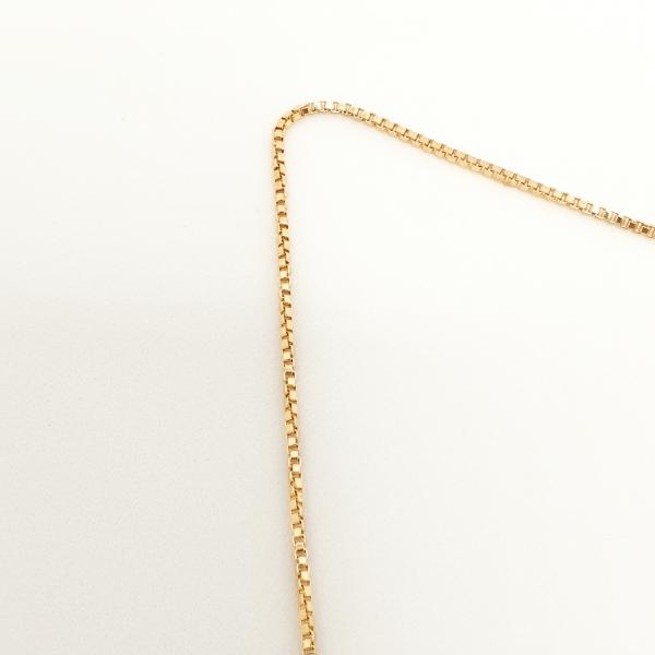 Lantisor cubic placat cu aur SaraTremo [1]