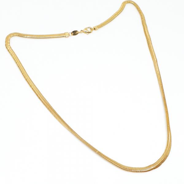 Colan placat cu aur SaraTremo 3