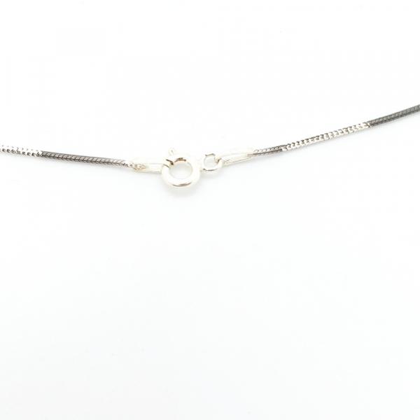 Lantisor argint impletit cu rodiu SaraTremo 3