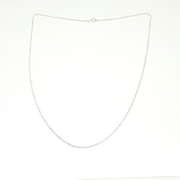 Lantisor din argint tip sarpe Cherish [3]