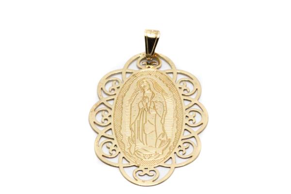 Iconita dantelata placata cu aur SaraTremo [0]