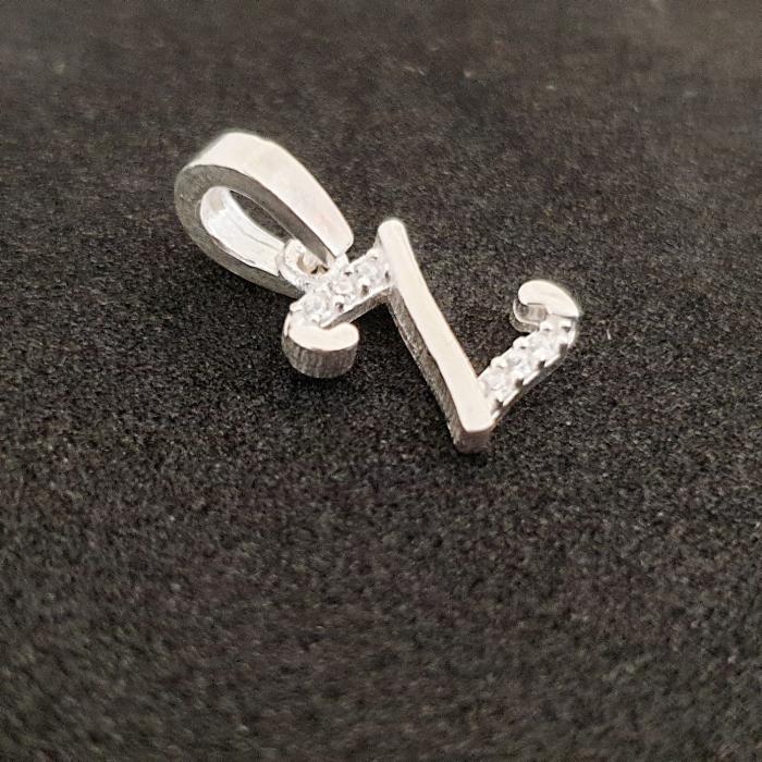 Pandantiv Litera Z din argint [1]