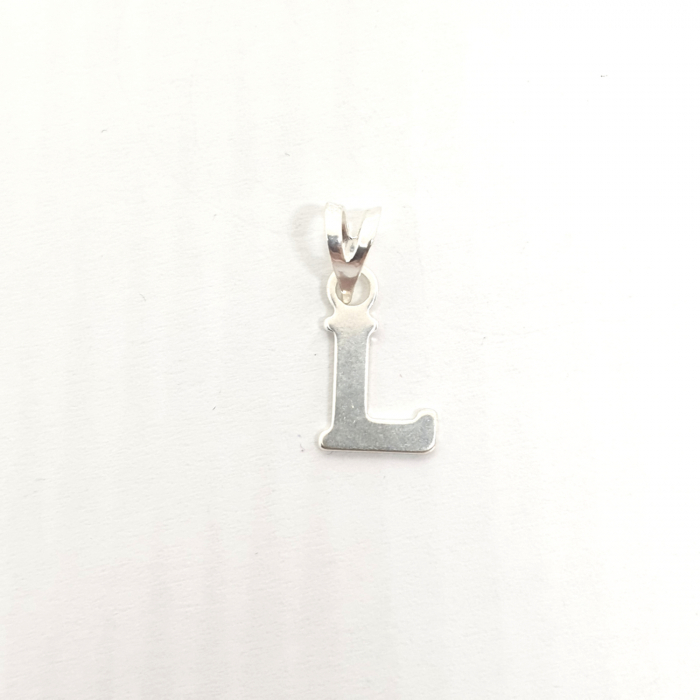 Pandantiv litera L din argint SaraTremo [0]