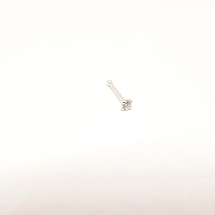 Piercing pentru nas din argint Sintra [1]