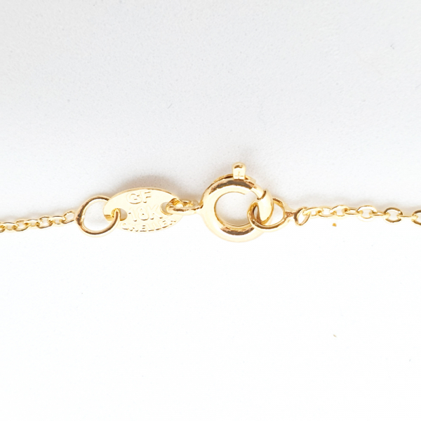 Set bijuterii placate cu aur SaraTremo 6