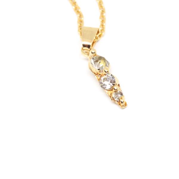 Set bijuterii placate cu aur SaraTremo [1]