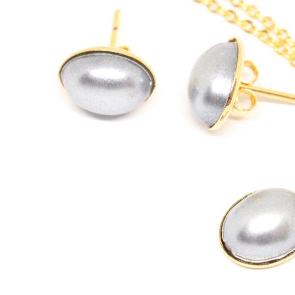 Set bijuterii placate cu aur SaraTremo [4]