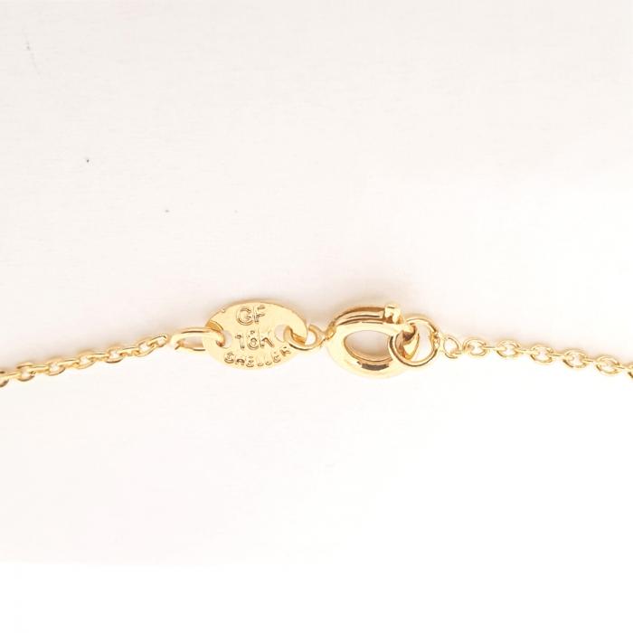 Set bijuterii placate cu aur SaraTremo [7]