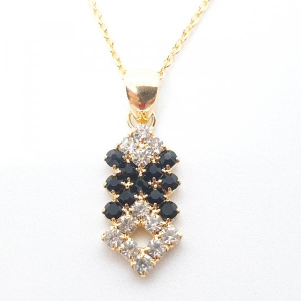 Set bijuterii placate cu aur SaraTremo 4