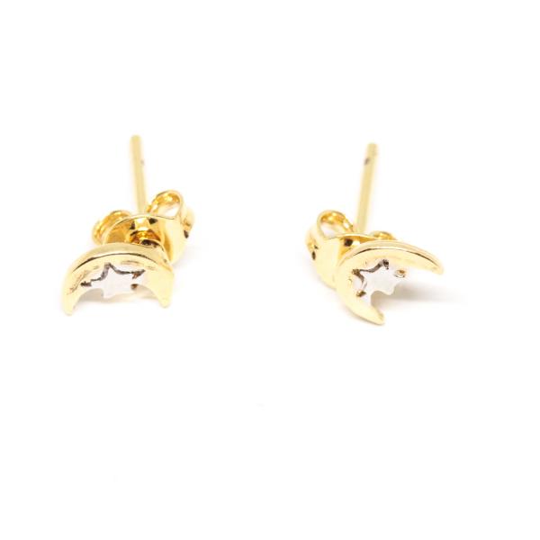 Set bijuterii placate cu aur SaraTremo 7