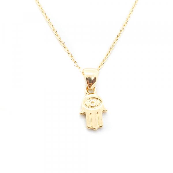 Set bijuterii placate cu aur SaraTremo 1