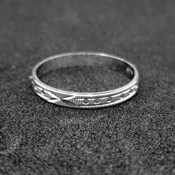 Verigheta din argint rodiat SaraTremo 1