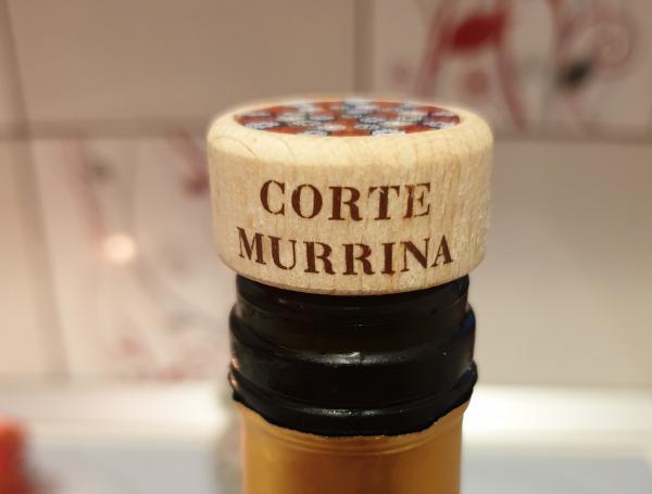 Wine stopper cu sticla de Murano SaraTremo 4