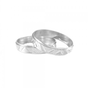 Inel tip verigheta din argint 9252