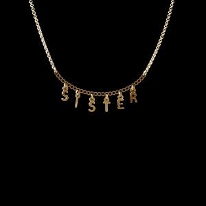 Colier personalizat cu orice nume placat cu aur4
