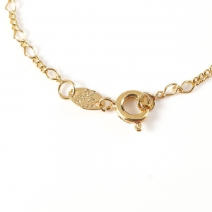 Bratara pentru copii placata cu aur Oro2