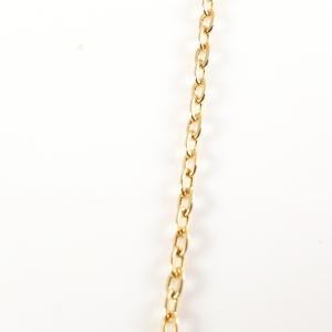 Colier placat cu aur Privilege2