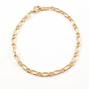 Bratara placata cu aur SaraTremo [0]