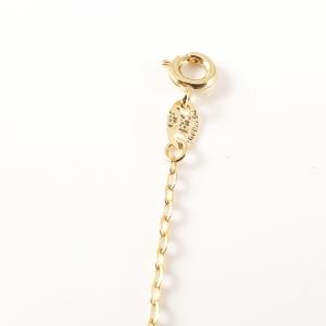 Bratara pentru picior placata cu aur Vivienne2