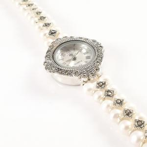Ceas din argint masiv Queen by SaraTremo2