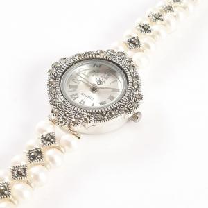 Ceas din argint masiv Queen by SaraTremo3