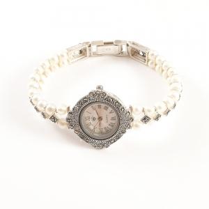 Ceas din argint masiv Queen by SaraTremo1