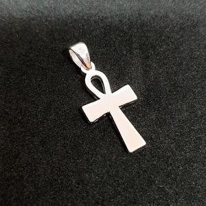 Cruciulita din argint rodiat Saint George0