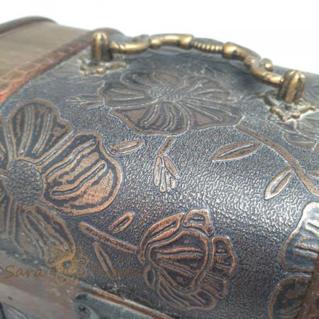 Cufar din lemn pentru bijuterii si alte amintiri [3]