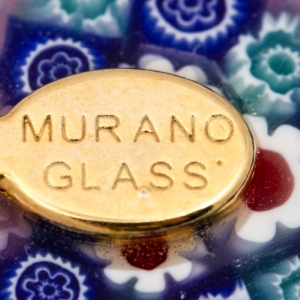 Colier Love din sticla de Murano4