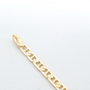 Bratara 22 cm placata cu aur MonteCristo3