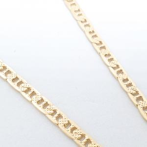 Bratara 22 cm placata cu aur MonteCristo2