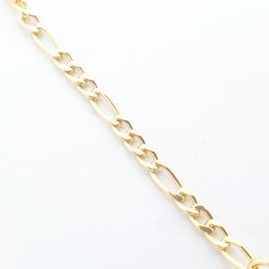 Bratara 20-25 cm pentru picior placata cu aur Asset6