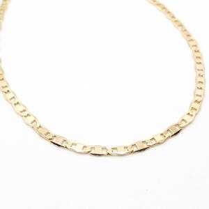 Bratara 19 cm placata cu aur Emilio3
