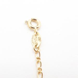 Bratara pentru picior placata cu aur Pradda4