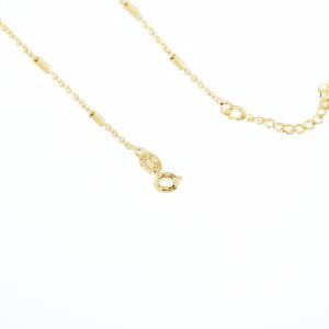 Bratara pentru glezna placata cu aur SaraTremo [3]